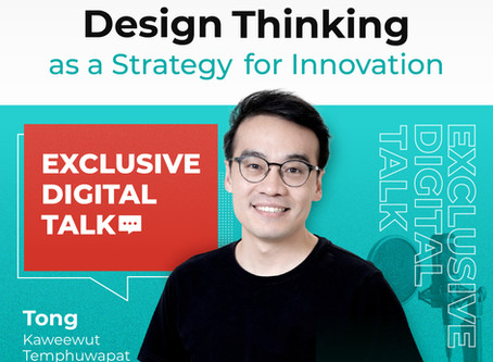 Design Thinking as a Strategy for Innovation #Exclusive Digital Talk