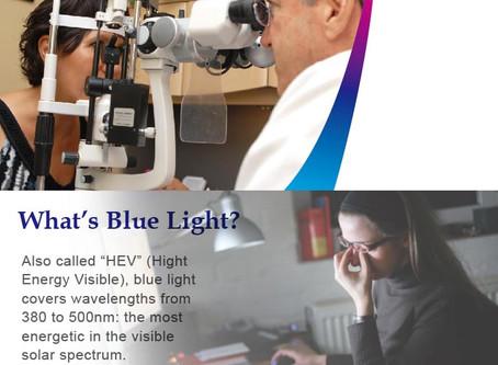 什麼是藍光?