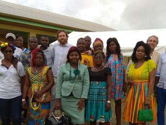 Informe fin de curso en Pouma, Camerún