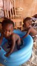 Contenedor enviado a Benin