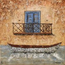 Peinture de Michel Rauscher