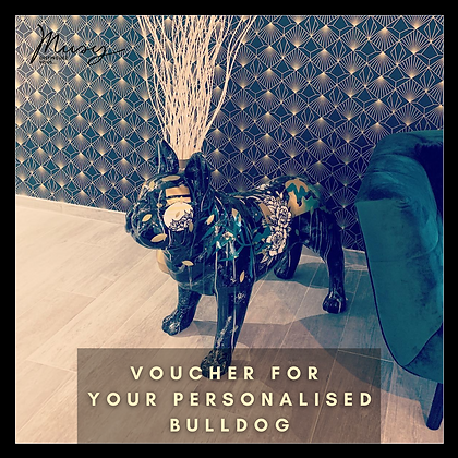 Bulldog personnalisé