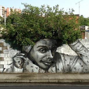 Le street art, transformer la rue en musée