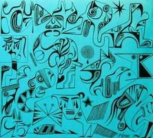 Peinture de Pejman