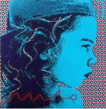 Totem Portrait Series - Milo (Vanessa Paris, 2015)