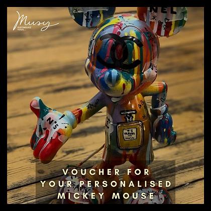 Mickey Mouse personnalisé