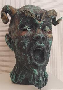 Escultura de Rafa Mir