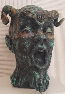 Sculpture de Rafa MIR