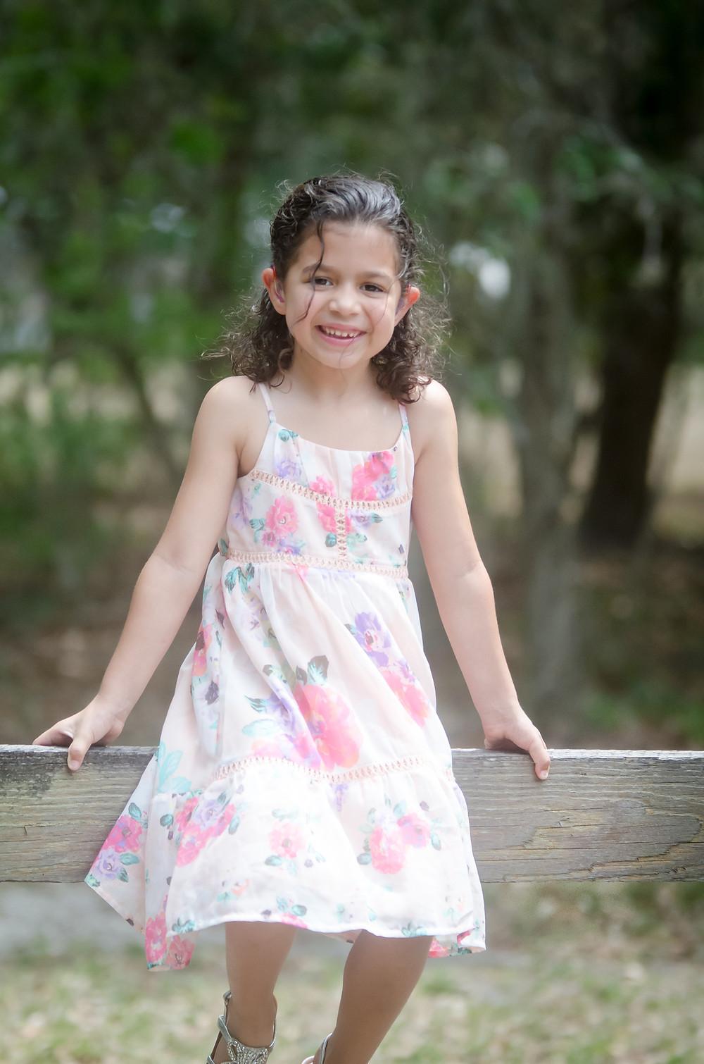 Pretty Nelly in Sarasota Park