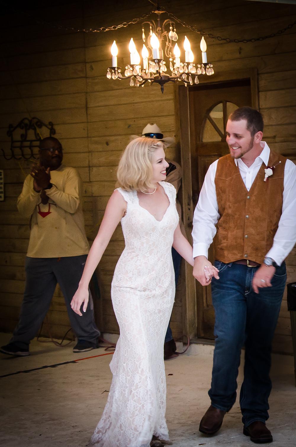 First Dance on Wedding Day