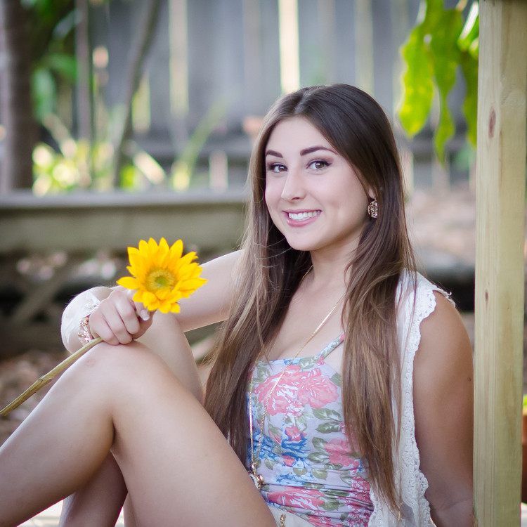 High School Senior in Sarasota