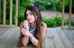 Sabrina from Sarasota High School