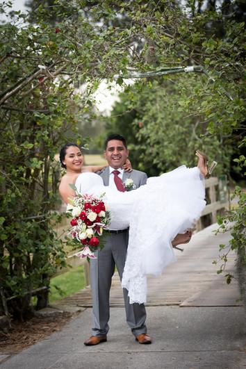 Sarasota Bride and Groom