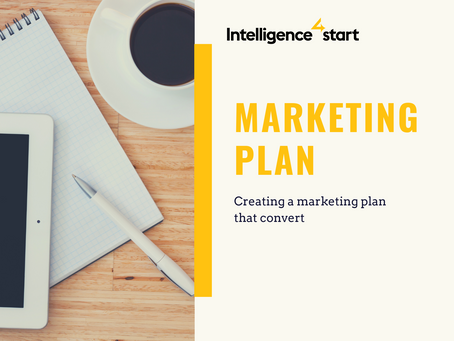BACK TO BASICS: HOW TO WRITE A MARKETING PLAN