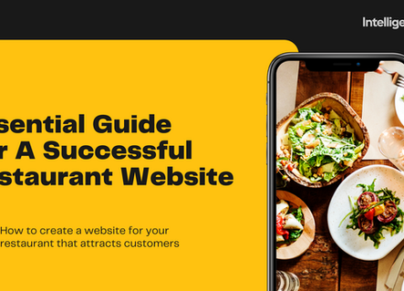 Ultimate Guide For A Successful Restaurant Website