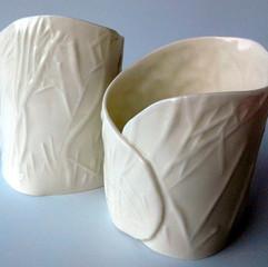 porcelain tea candles