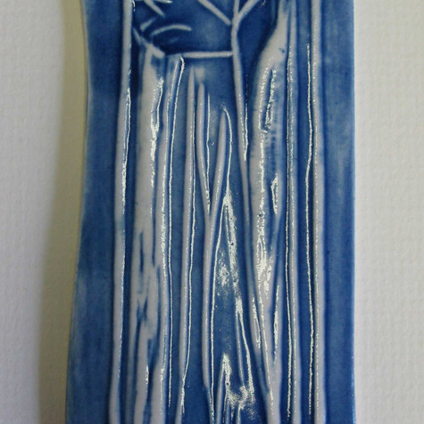 imprinted carving waterford lady