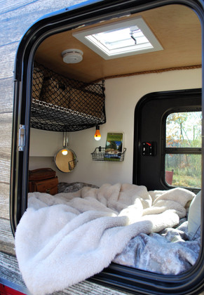 Fully Insulated Sleeping Cabin