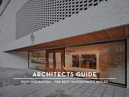 The Architect's Guide · 2019 Inspiration ·