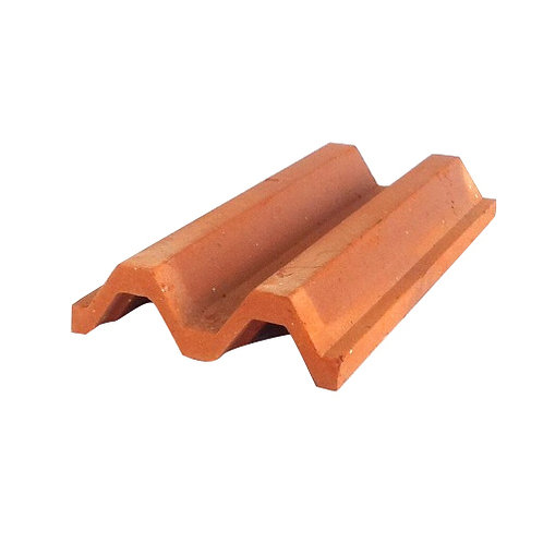 Clay M Channel Roof Tile