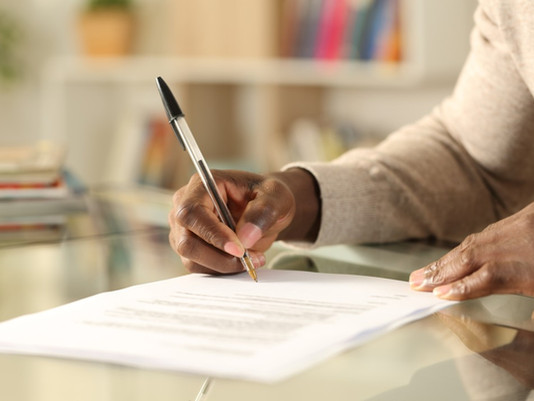 Why you shouldn't sign a party wall letter of appointment too early