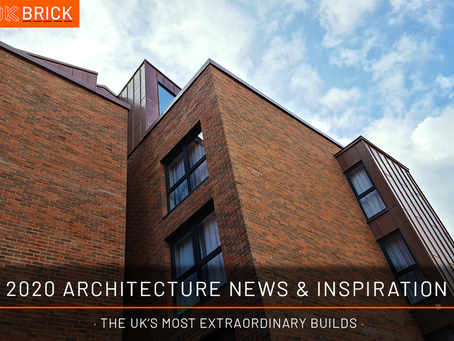 UK Brick · The UK's Most Extraordinary Builds
