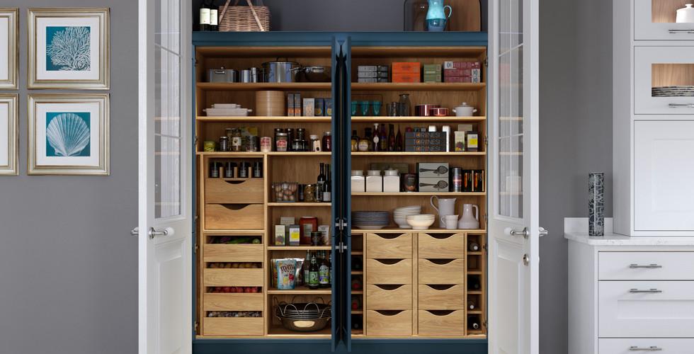 Ashbourne double Portland Oak pantry.jpg