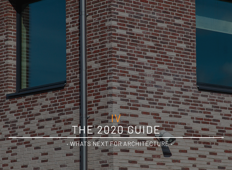 2020 Housing Developers & Architects · What's next for architecture? ·