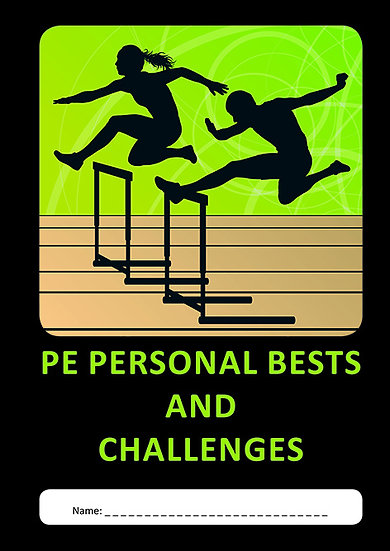 PE PERSONAL BESTS & CHALLENGES