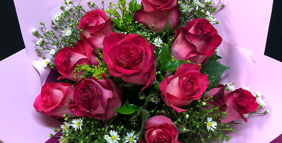 Misty Pink Roses