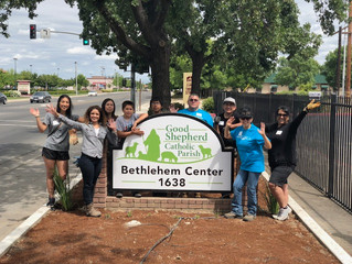 Serve Visalia Brings New Life to Bethlehem Center With Landscaping Project