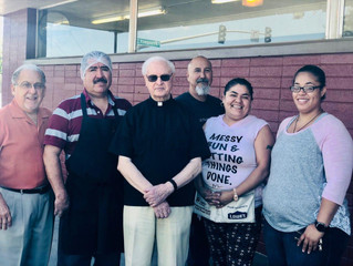 A Visit From Father Varo