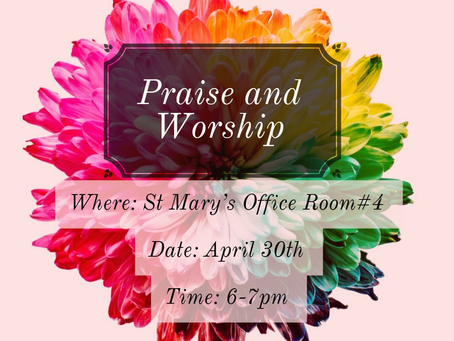 Praise & Worship For Young Adults