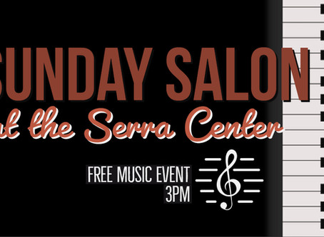 Music Ministry: Sunday Salon to feature Surprise Finale you can't miss!