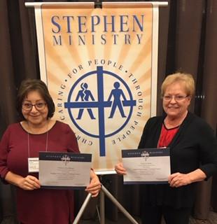 Stephen Ministry Leaders
