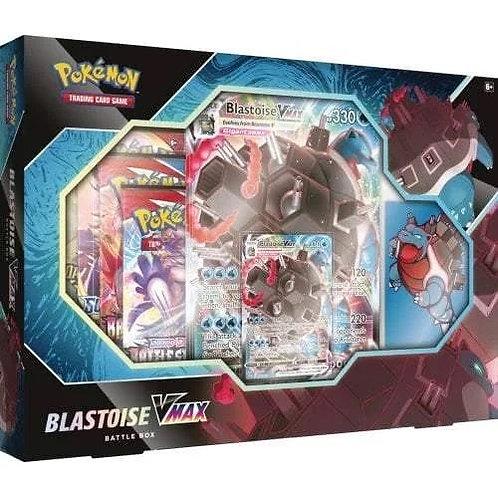 Collectible Card Games Pokémon Trading Game: Blastoise VMAX