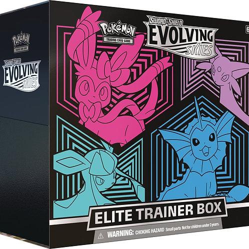 Pokemon - Evolving Skies Elite Trainer Box
