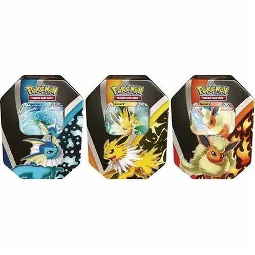 Pokemon TCG: Eevee Evolutions Tin (Fall 2021)