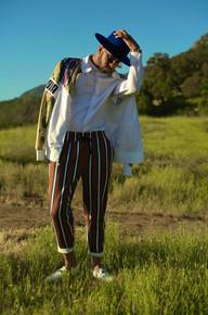 Model: Jovanni Soto