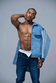 Model: André Gary