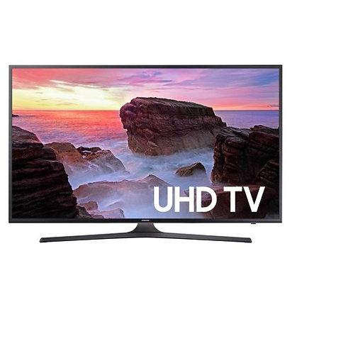 "Samsung 50"" Smart UHD 4K 120 Motion Rate TV"