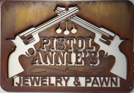 Pistol Annie's Jewelry and Pawn