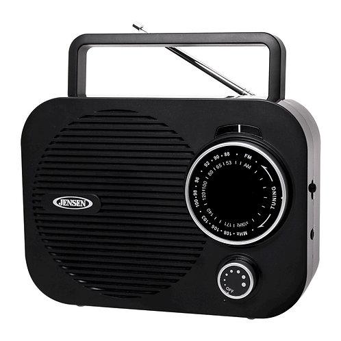 Jenson Am/FM Portable Radio
