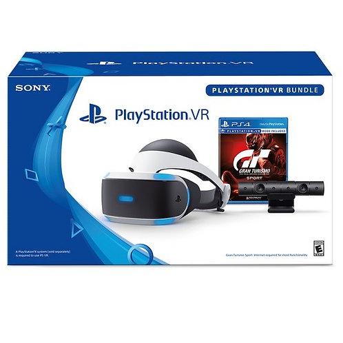 PlayStation VR Gran Turismo Sport Bundle