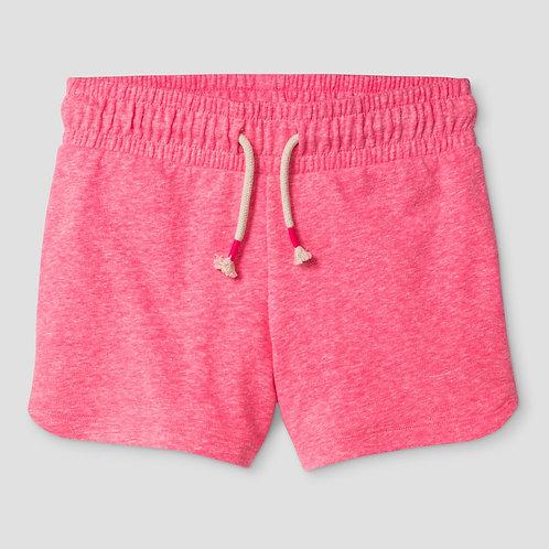 Girls' Knit Pull On Shorts
