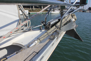 60lb CQR with Ultra swivel