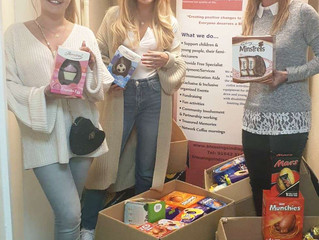 Thank you... Easter Egg Donations from Nomenca
