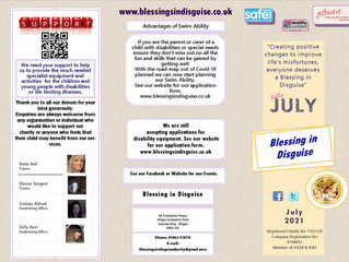 Newsletter 2021-07 July 2021 (page 1 of 2)