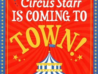 Circus Starr - 2018-09 September 2018