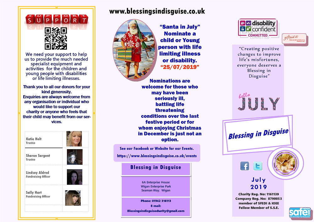 Newsletter 2019-07 July 2019 (Page 1 of 2)